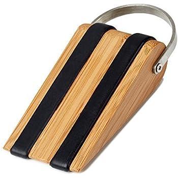 Amazon Com Sleekstopper Sw 041b Decorative Bamboo Door