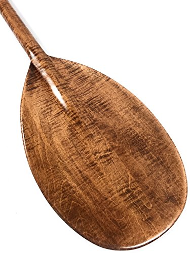 Curly Blonde Maple Paddle 36'' Trophy - Made In Hawaii   #koaB016 by TikiMaster