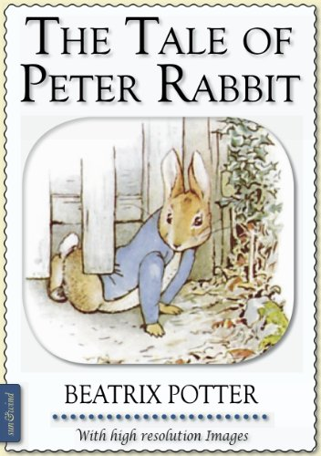 Beatrix Potter The Tale Of Peter Rabbit Illustrated By