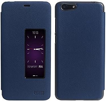 ELE [Elephone Official Store] Elephone S7 Teléfono Estuche, Smart ...
