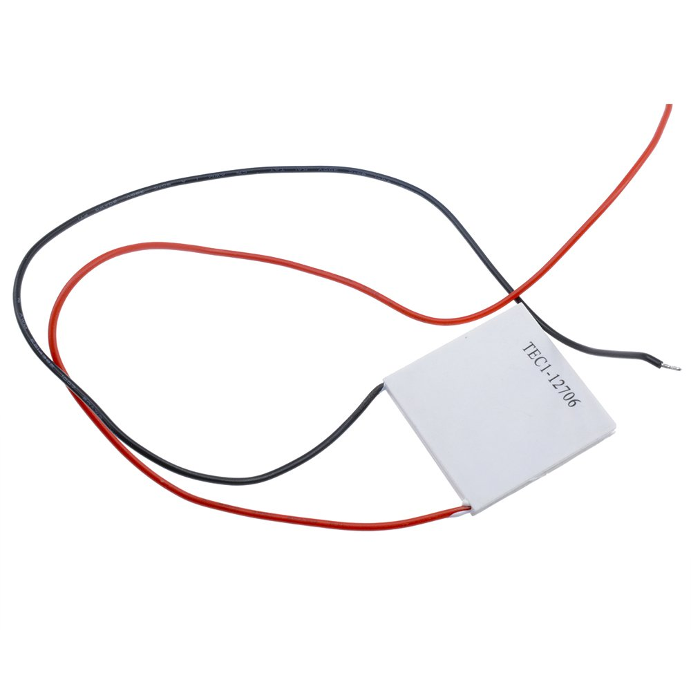 10Pcs TEC1-12706 40*40MM 12V 60W Heatsink Thermoelectric Cooler Cooling Peltier Plate Module by diymore (Image #8)