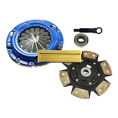 EFT STAGE 3 CLUTCH KIT ECLIPSE GST GSX TALON TSI LASER RS STRATUS 3000GT STEALTH (Mitsubishi 3000gt Clutch Kit)