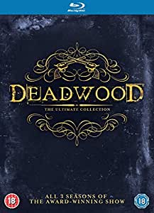 Deadwood - The Complete Collection