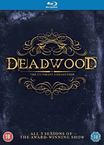 DEADWOOD - The Ultimate Collection [Region Free] [Blu-ray]