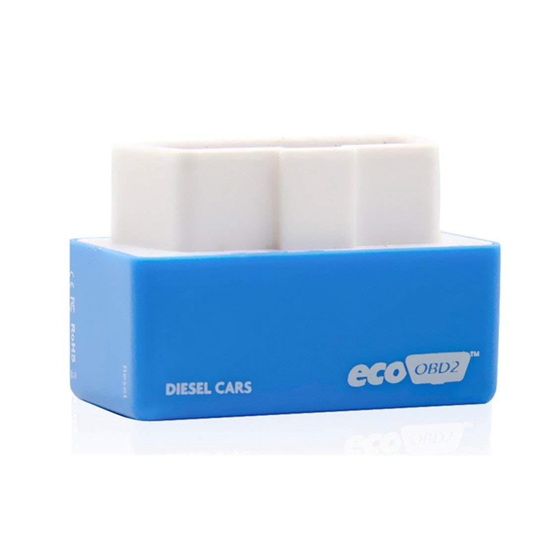 Sanzhileg Nitro-OBD2 Ahorro de Combustible del automóvil de la Placa PCB de Doble Capa - Azul