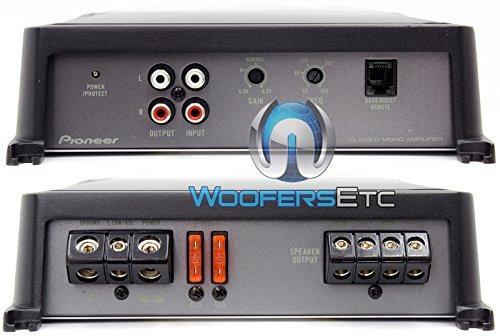 Pioneer Gm-d9601 2,400-watt Class D Mono Amp