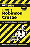 img - for CliffsNotes on Defoe's Robinson Crusoe, 2nd Edition (CLIFFSNOTES LITERATURE) book / textbook / text book