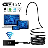 New WIFI Endoscope Inspection Camera, 5M HD 720P - Best Reviews Guide