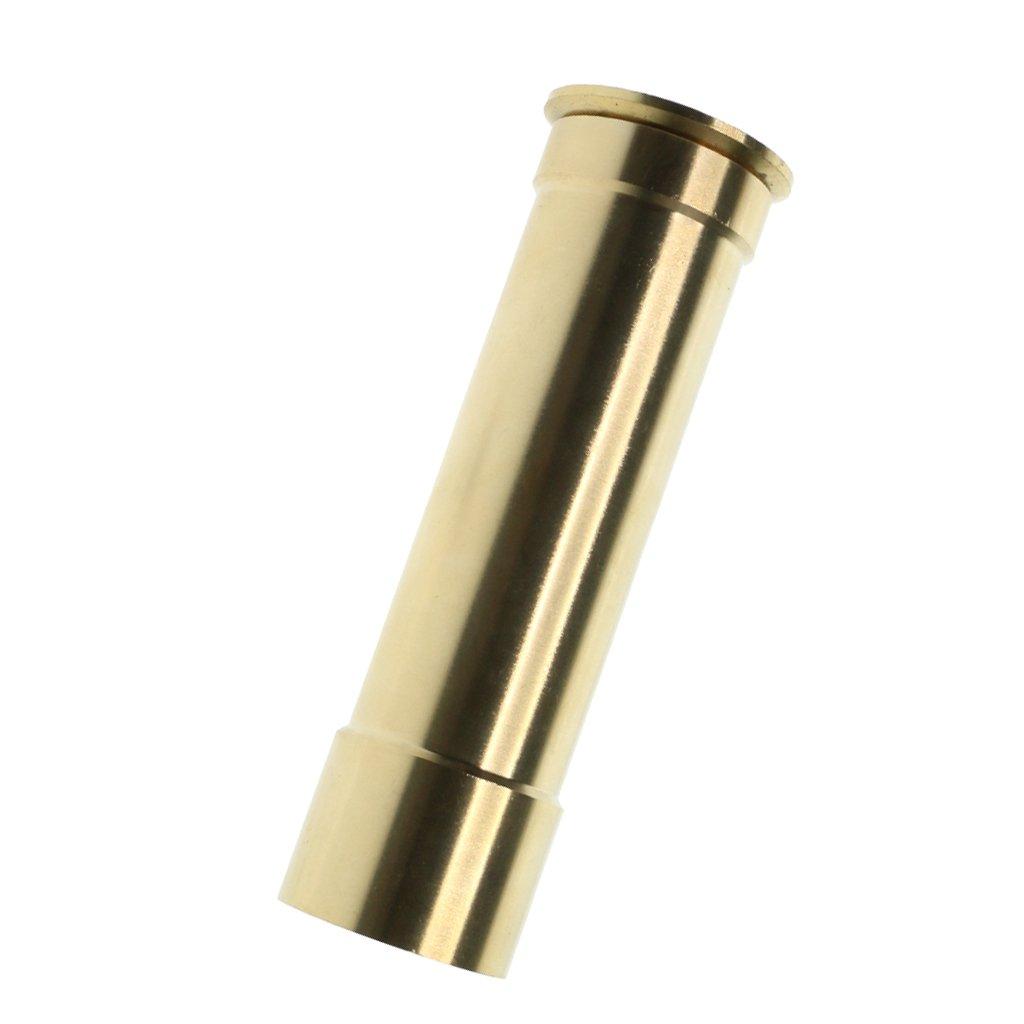 MagiDeal Brass Universal Petunia Trumpet Fountain Nozzle Head Pond Spray - DN25
