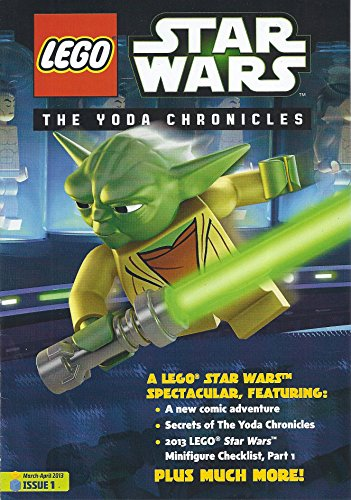 Lego Star Wars: The Yoda Chronicles (March/April 2013 - Issue 1)