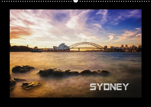 Sydney 2013 (Wandkalender 2013 DIN A4 quer): Die schimmernde Perle Australiens (Monatskalender, 14 Seiten)