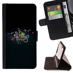 Momo Phone Case / Flip Funda de Cuero Case Cover - Big Bang Mini;;;;;;;; - Sony Xperia Z5 5.2 Inch (Not for Z5 Premium 5.5 Inch)