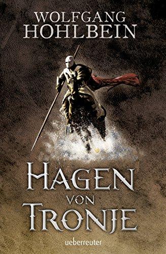 Hagen von Tronje: Ein Nibelungen-Roman (German Edition)