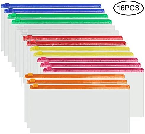 JPSOR 16pcs Envelope Pencil Multi Color product image