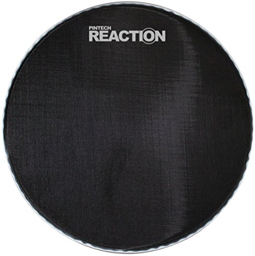 Pintech Electronic - Pintech Percussion RH-13B Black Reaction Series Mesh Head 13