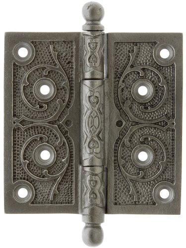 House of Antique Hardware R-04DE-300-AI-BT Cast Iron 4