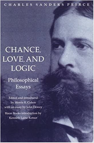 Chance love and logic philosophical essays on life