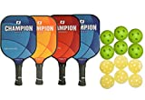 Pickleball PB119B4 Champion Big Bundle