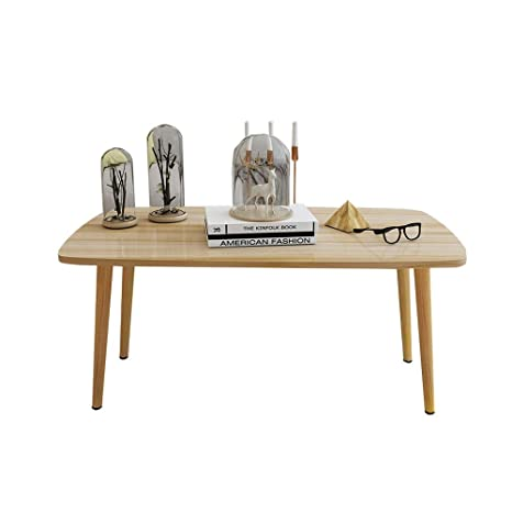 Amazon.com: Xiaoyan Mesa de café nórdica, mesa de té de ...