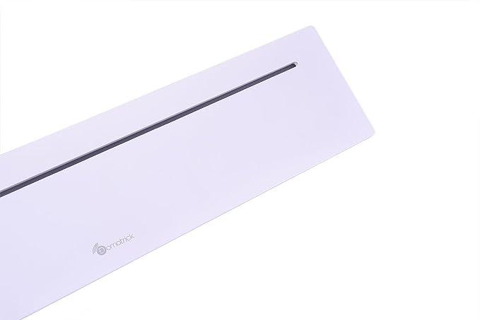 Plafoniera A Parete Per Interni : Domotrick plafoniera a led da parete per interni serie linear 10w