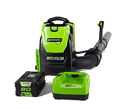 Greenworks BPB80L00 PRO Cordless Backpack Blower