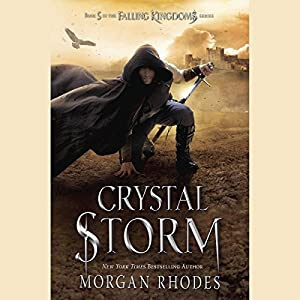 Crystal Storm Audiobook