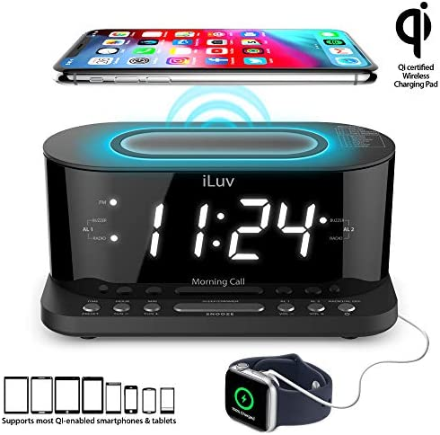 iLuv Wireless Charging Certified 100 240V product image