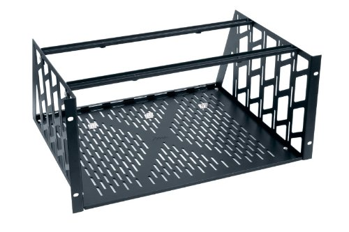 CAP Series Knock-Down Clamping/Captivator Rackshelves, 5 -8 Spaces Rack Spaces: 5U Spaces by Middle Atlantic