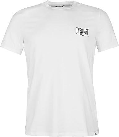 Everlast Hombre Logo Camiseta Mangas Largas Casual Ropa Vestir ...