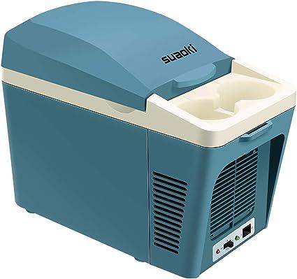 SUAOKI Neveras de Viaje, Congelador Portátil, Refrigerador ...