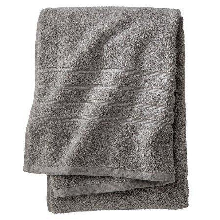 New Luxury Solid Towels skyline gray bath towel