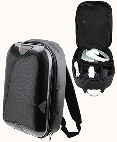 Navitech Rugged Grey Backpack/Rucksack/Case/Travel Case Compatible with The Cheerson CX-Stars RC (Best Cheerson Rc Quadcopters)