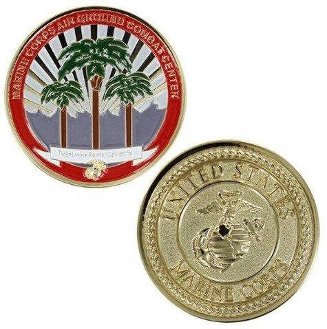 Marine Corps Challenge Coin Marine Corps Base 29 (Marine Corps Base)