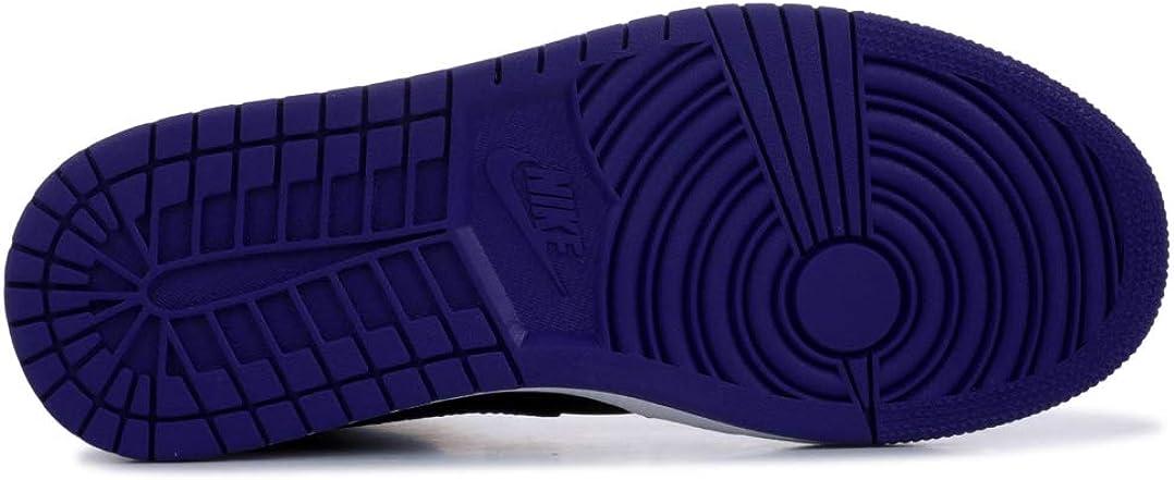 8 Nike Mens Jordan 1 Mid Basketball Shoe