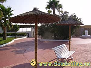 Antas jardin sombrilla brezo jardin para playa y piscina for Antas jardin