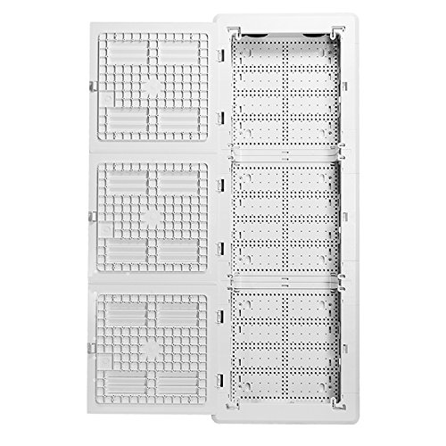 Structured Wiring House - Suttle MediaMax MXE-45E-1G2, Plastic Wall Media Panel Enclosure With Vented Hinge Cover (45 inch)