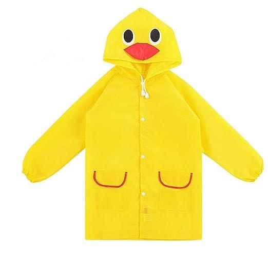 El impermeable de la historieta de los niños, Chickwin embroma el paño impermeable de Oxford del impermeable, ropa conjoined el impermeable para los ...