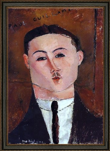 Art Oyster Amedeo Modigliani Paul Guillaume - 16.05