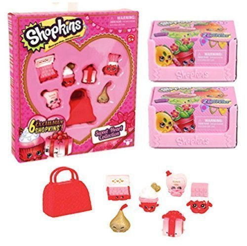 Shopkins Valentine Cards Amazoncom