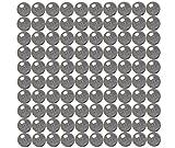 9/32 inch Diameter Chrome Steel Bearing Balls G10 Ball Bearings VXB Brand (Set of 100)