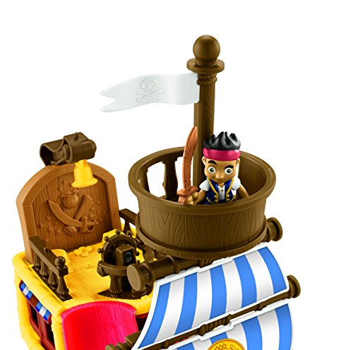 Fisher-Price Jake and The Neverland Pirates - Jake's Pirate Adventure Bucky by Fisher-Price (Image #1)