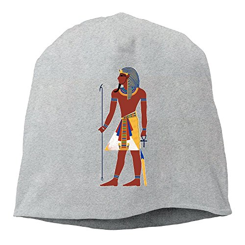 Egypt Pharoah Women/Men Wool Hat Soft Stretch Beanies Skull Cap Unisex