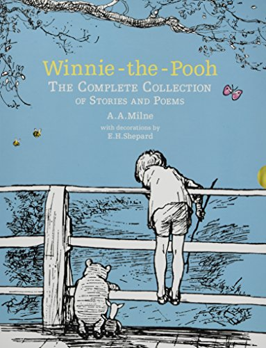 Book cover for Winnie-the-Pooh