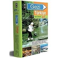 Gezi Türkiye Tatil Rehberi 2016: 25. Yıl