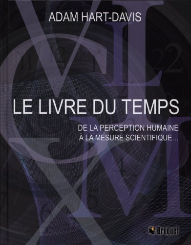 Le livre du temps by Adam Hart-Davis (October 09,2012)