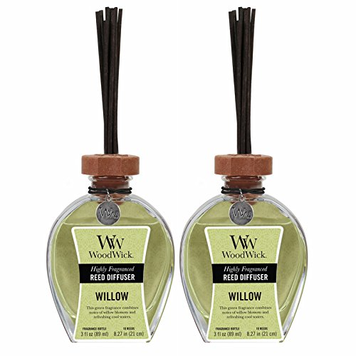 WoodWick WILLOW 3 oz Reed Diffuser by WoodWick (Image #1)