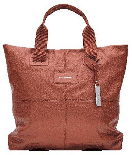 Piquadro Shopping bag großen Leder orange BD2586W48/AR