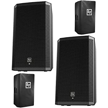 ev electro voice zlx12p active 2 way pa speakers w covers zlx 12p pair new musical. Black Bedroom Furniture Sets. Home Design Ideas