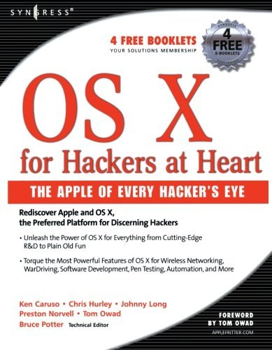 OS X for Hackers at Heart Pdf