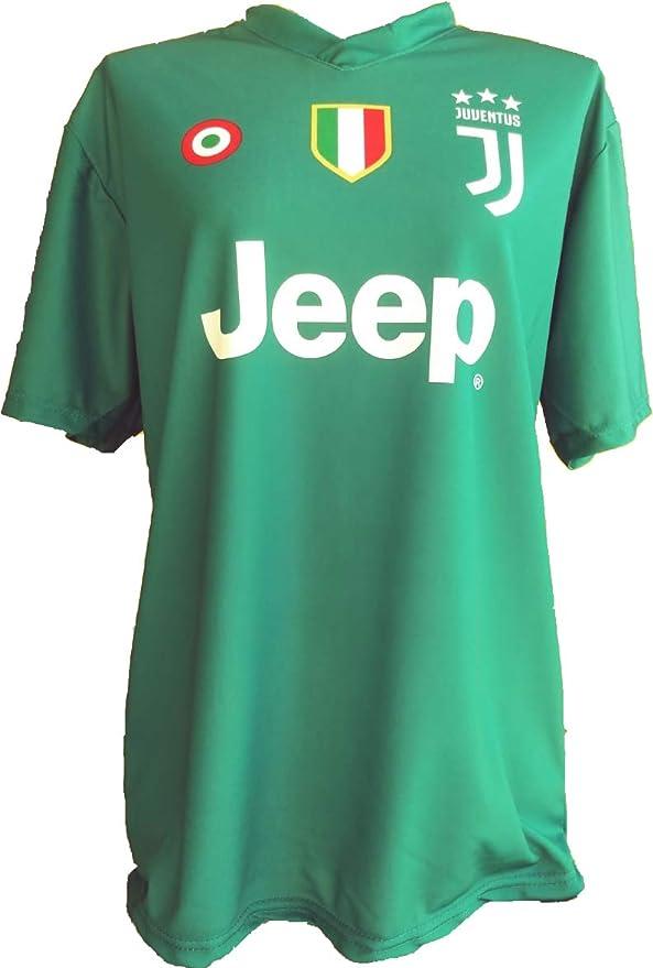 Taglie-Anni 2 4 6 8 10 12 S M L XL L Adulto Maglia Juventus ...